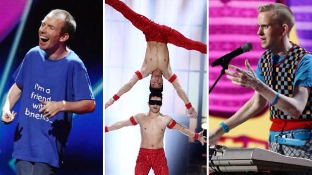 britain's got talent finalists