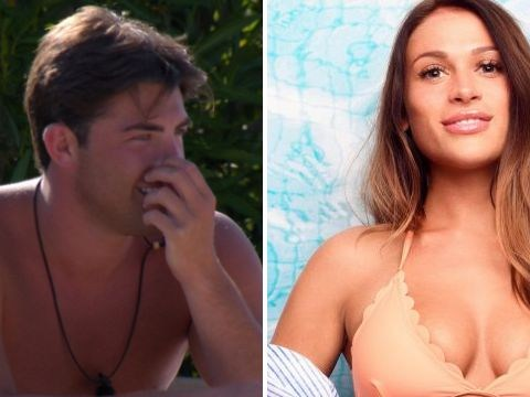 Love Island's Jack left shocked as ex Ellie walks into Casa Amor: 'I don't think Dani's going to be pleased'
