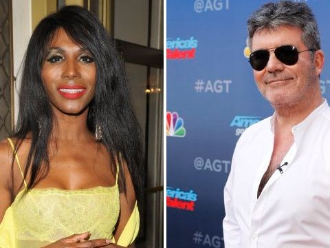 Simon Cowell scares off Sinitta's 'sex attacker' who 'pinned her down' at his luxury villa