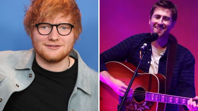 Ed Sheeran hasn't even invited tour buddy Jamie Lawson to upcoming Cherry Seaborn wedding