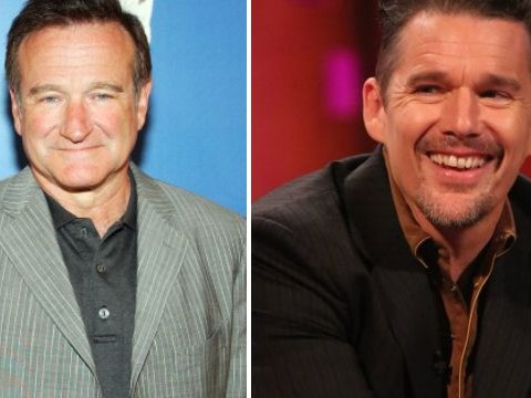 Ethan Hawke admits he 'thought Robin Williams hated him' while filming Dead Poet's Society