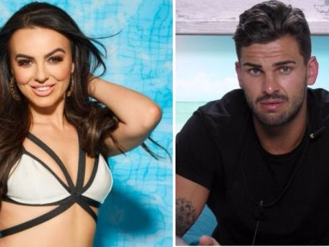 Love Island's Rosie Williams has moved on from snakey Adam Collard after 'catching the eye of wealthy businessman'