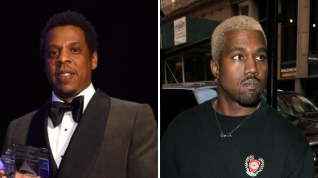 f613f8d4d0 Jay-Z appears to have written a song about Kanye (Picture: Getty Images)