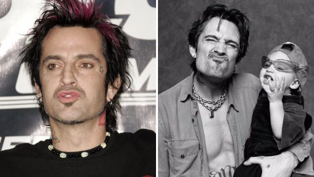 Tommy Lee's son posts video of his unconscious dad and calls him out on Father's Day for 'never showing up'