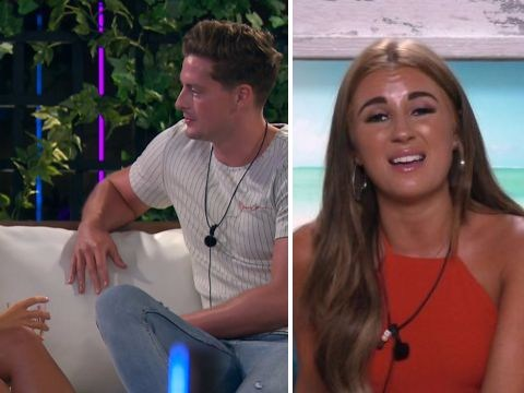 Love Island's Dani Dyer is not impressed with Alex's skills: 'He definitely does not know how to get the girl'