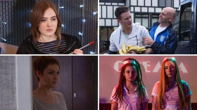 Hollyoaks spoilers for Nico, Luke, Buster, Sienna, Harley and Nico