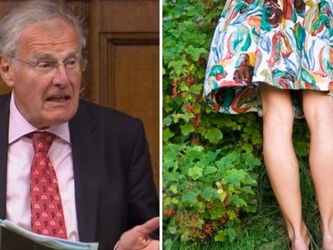 Christopher Chope denies being a 'dinosaur' and says he supports upskirting ban
