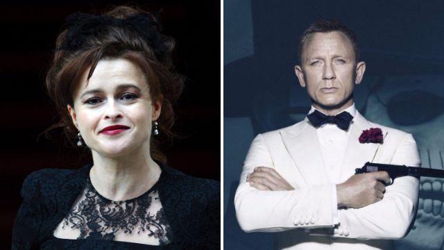 Helena Bonham Carter tipped to play main villain in Danny Boyle's new Bond film