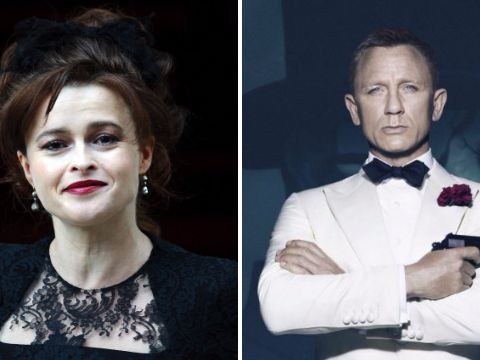 Helena Bonham Carter tipped to play main villain in Danny Boyle's new Bond film