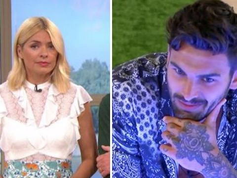 Holly Willoughby isn't happy with Love Island's Adam Collard either: 'Smirking is just not good'