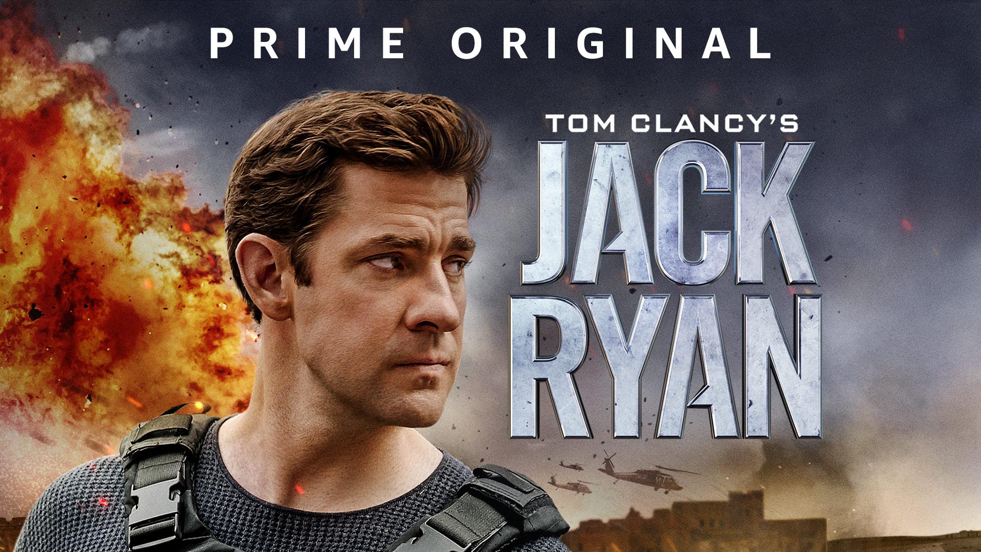 Amazon release new trailer for John Krasinski's Jack Ryan series