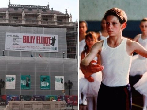 Hungary cancels Billy Elliot dates after newspaper says 'it's turning kids gay'