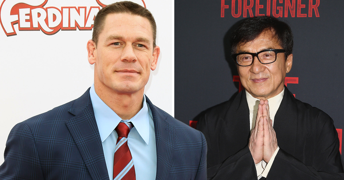 John Cena and Jackie Chan are set to become our new favourite action thriller duo in Project X