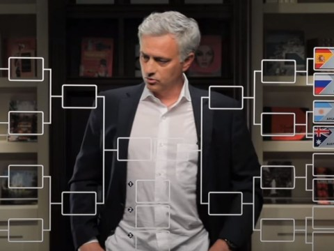 Jose Mourinho hoping Nemanja Matic gets knocked out of the World Cup