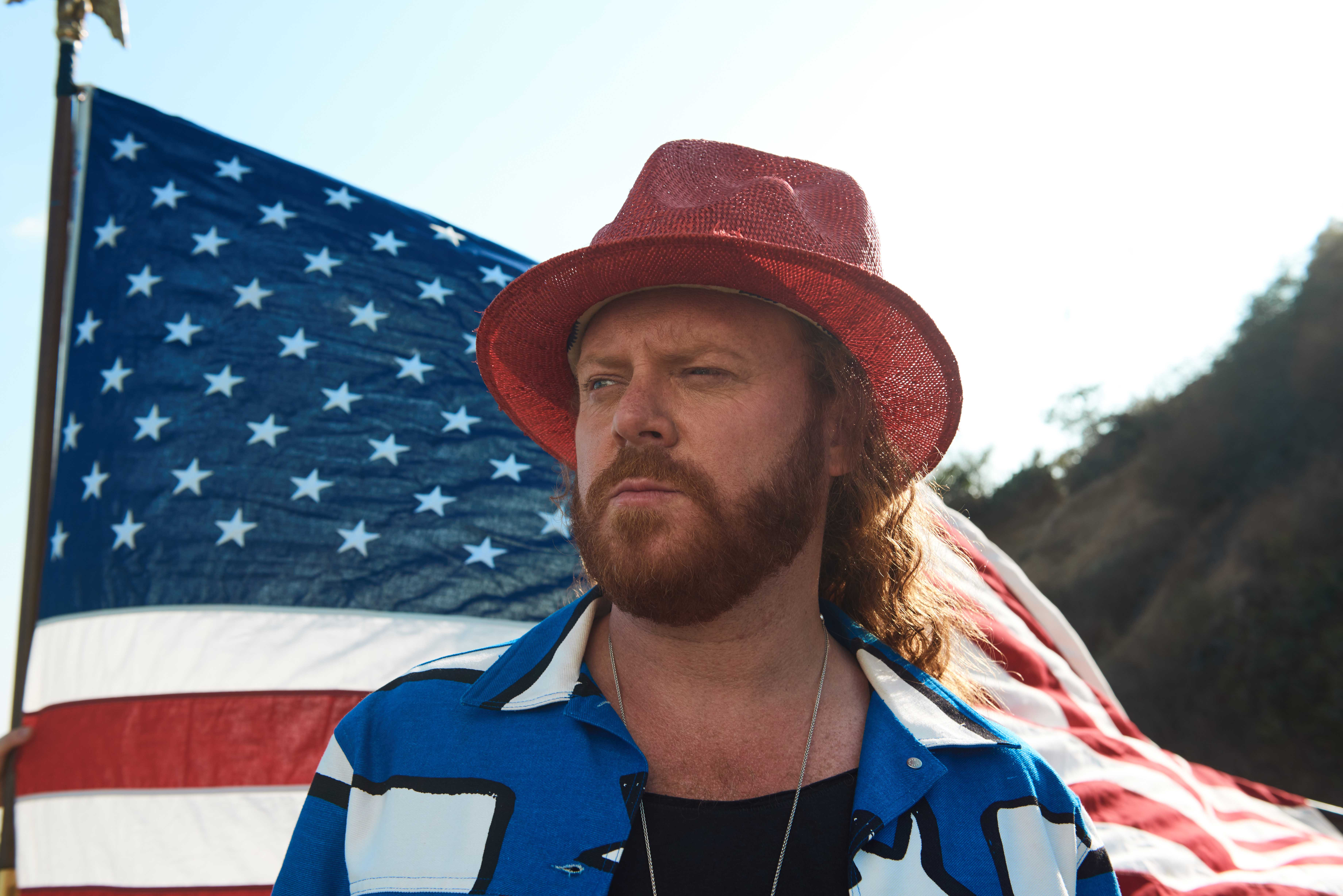 Keith Lemon fears his days of being a 'lovable k**bhead' are numbered