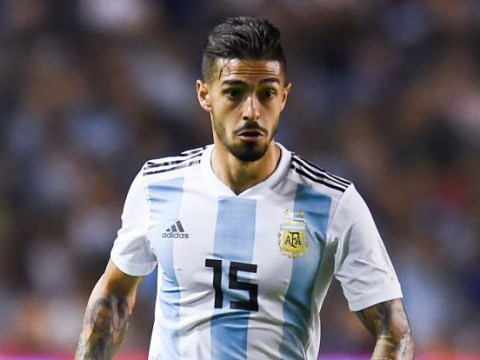 Argentina confirm West Ham star Manuel Lanzini is out of the World Cup with ACL injury