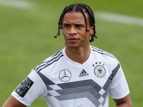 Leroy Sane shares heartfelt Instagram post after being axed from Germany squad