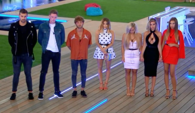 1823744b Love Island: Eyal and Zara in shock dumping but viewers rage as Adam  decides to stay