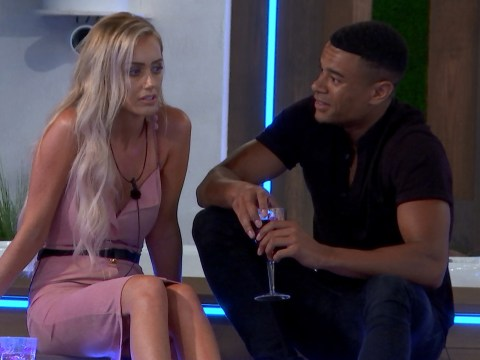 Love Island's Wes and Laura finally patch things up but only after Ellie gives Wes the brush off