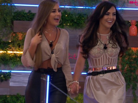 Rosie and Georgia shake up the Love Island odds with Samira looking in big trouble