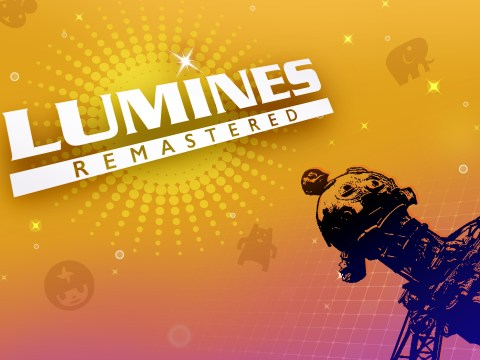 Lumines Remastered review – puzzling music