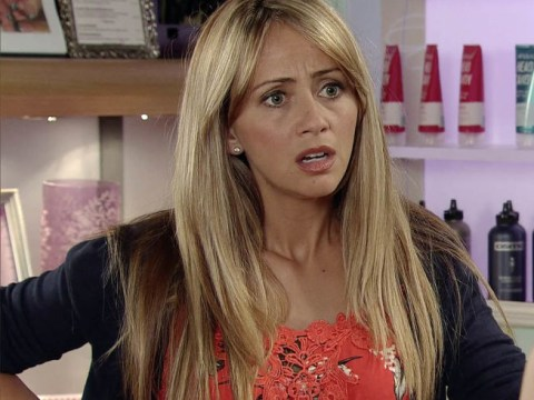 Coronation Street star Samia Longchambon reveals 'amazing' reaction to opening up about anxiety