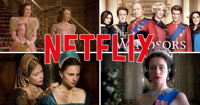 The 10 best royal films, series and documentaries on Netflix | Metro