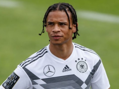 World Cup fans tell Joachim Low to bring Leroy Sane on in Germany's defeat to Mexico