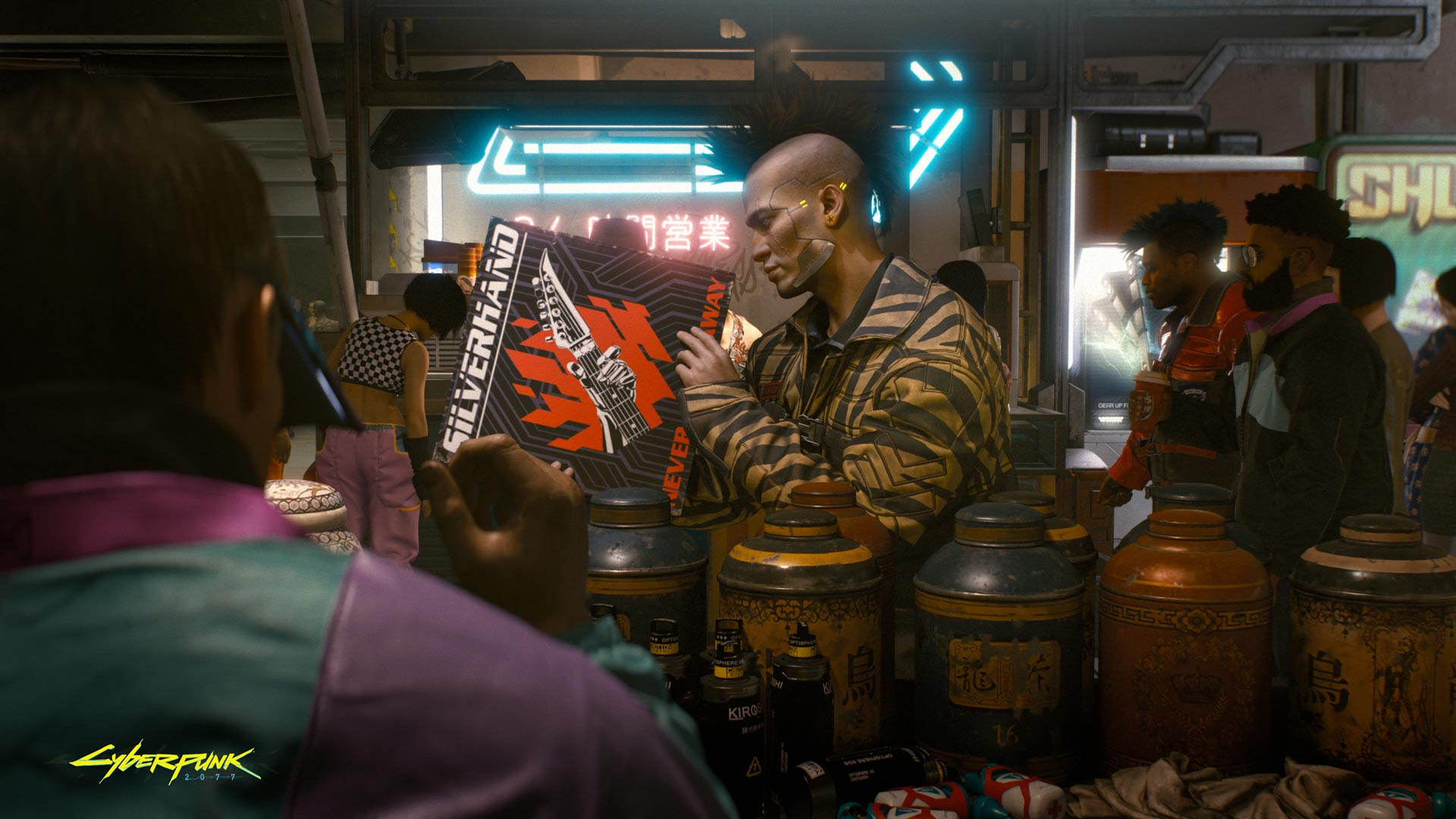 Cyberpunk 2077 CD Projekt interview – 'What I'm not willing to say is what we're saying'