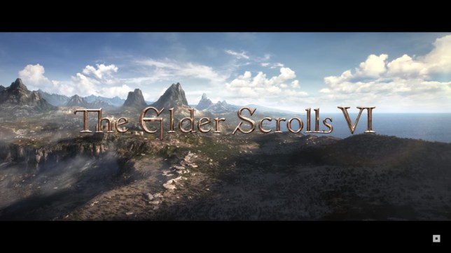 The Elder Scrolls VI - it's finally happening... at some point