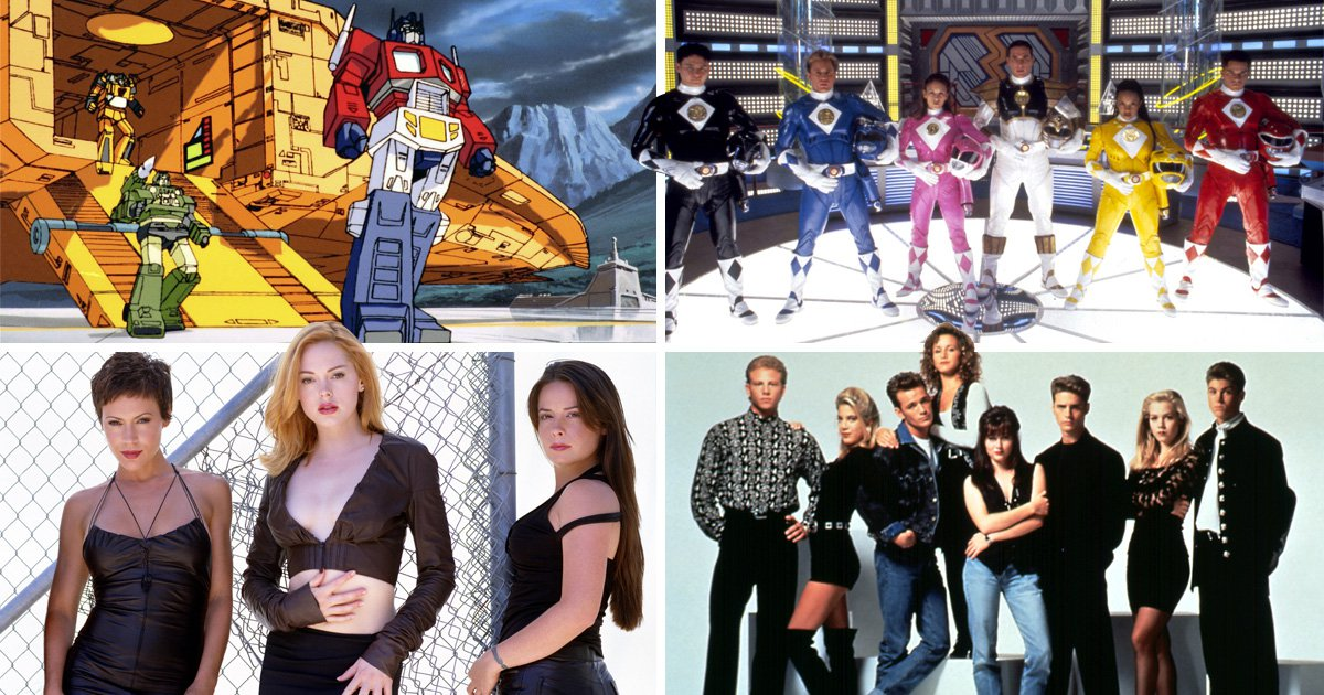 Please, for the love of God… stop with the reboots! Why Hollywood is ruining our childhood memories by plundering the nostalgia bin