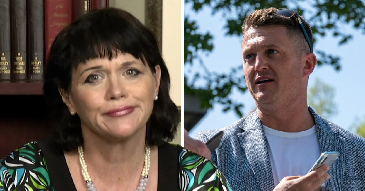 Meghan Markle's sister tells Theresa May to 'free' Tommy Robinson