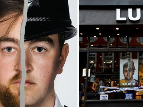 Lush relaunch controversial 'spy cops' campaign