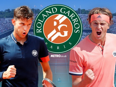 Will Alexander Zverev or Dominic Thiem be crowned as the Prince of Clay?