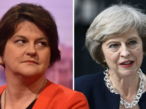DUP will stop supporting Conservatives if Northern Ireland isn't in Brexit deal