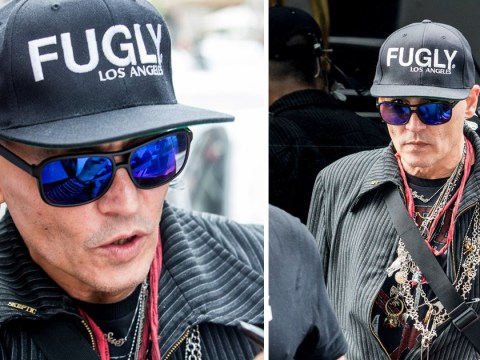 Johnny Depp is 'happy and healthy' as 'gaunt' appearance sparks concern among fans