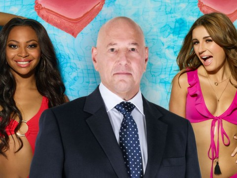 The Apprentice star Claude Littner gives us the Love Island commentary we didn't know we needed
