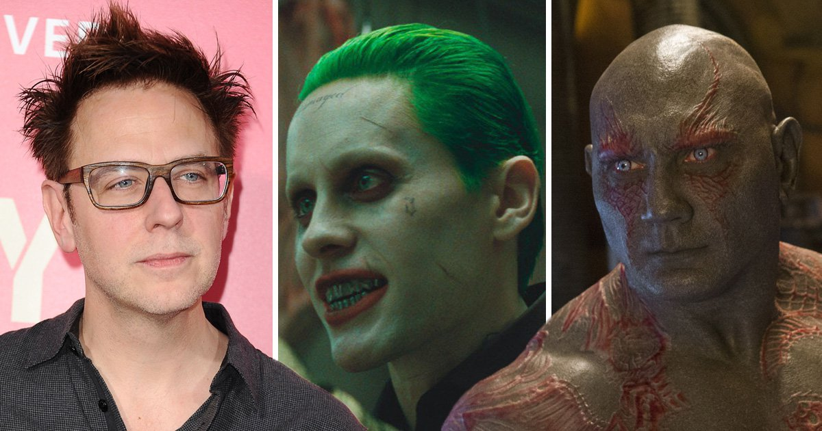 Guardians of The Galaxy stars are trolling the DCEU hard over Jared Leto's Joker standalone being green-lighted