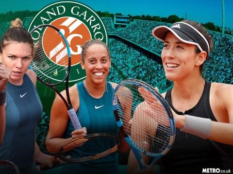 French Open semi-finals preview: Simona Halep vs Garbine Muguruza and Madison Keys vs Sloane Stephens