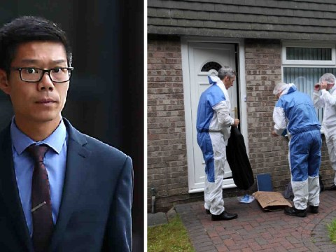 Dad 'lost temper and shook newborn son to death because he wouldn't settle'