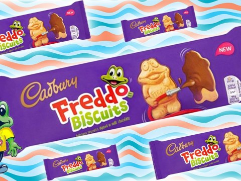Cadbury is charging £1.50 for new Freddo biscuits (but they're actually 10p each)