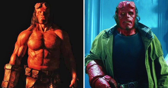 Two Hellboys are better than one - 'Hellboy' Star David Harbour on His Dinner With Ron Perlman