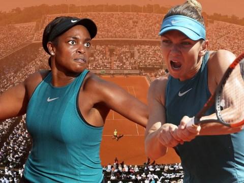 French Open final LIVE: Simona Halep beats Sloane Stephens