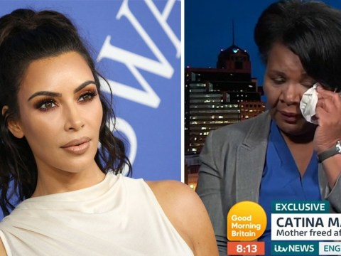 'She's doing it from her heart': Alice Marie Johnson praises Kim Kardashian after her release from prison