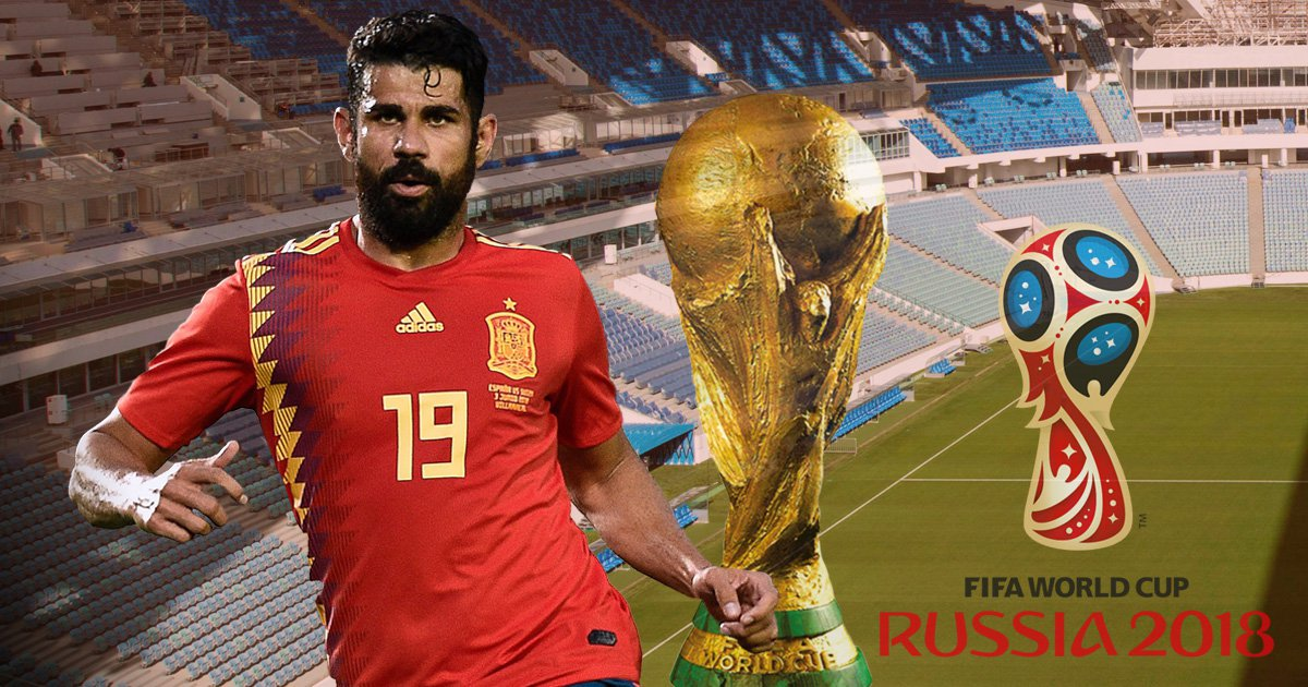 World Cup Group B: Can Diego Costa help banish the memories of Spain's miserable 2014 campaign?
