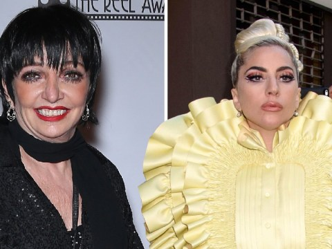 Liza Minnelli may see A Star Is Born after all – but only because of Lady Gaga