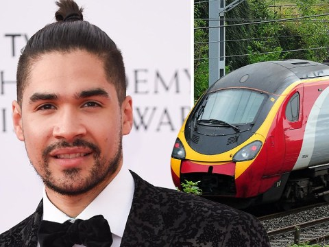Virgin Trains apologise after Louis Smith claims 'only black people in first class had tickets checked'