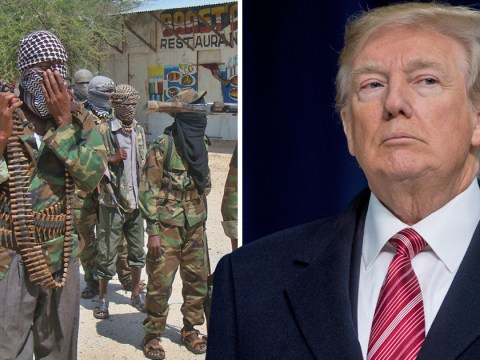 US soldier killed and four wounded in Islamist terror attack in Somalia