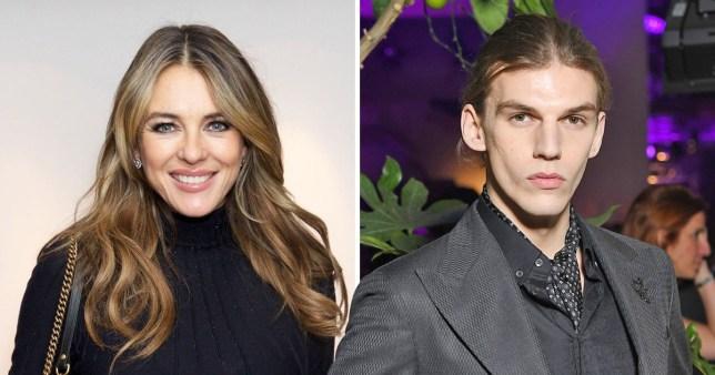 Liz Hurley's nephew turned down Love Island