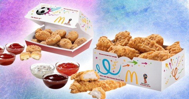 c6c4e724ccdf McDonald's Is Launching Cheese Bites And Chicken Selects Shareboxes
